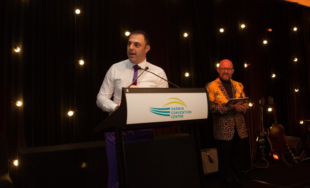 REINT awards 2016 at the Convention Centre, Darwin. November 5